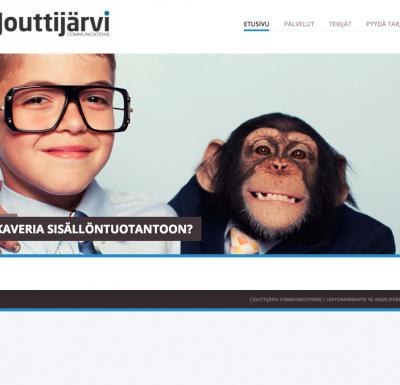 Jouttijärvi Communications